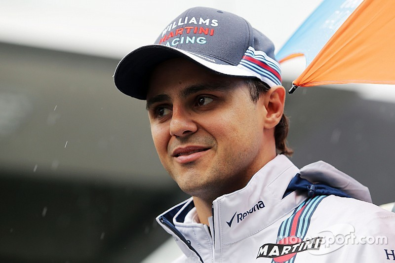 "Massa: Formula E test a ""completely different"" experience"