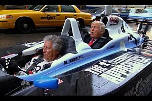 """IndyCar Curiosità Video, quando Donald Trump fu il passeggero di """"Piedone"""""""