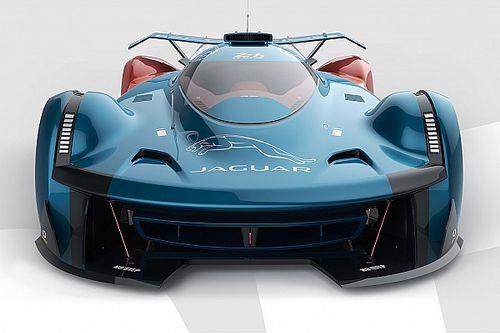 Fantasy Le Mans Jaguar render imagines XJ220 of the future