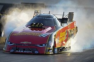 """Courtney Force hails """"great test"""" after fastest Funny Car run"""