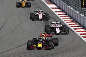 Forma-1 BRÉKING Spanyolországban utolérné a Red Bull-t a Force India