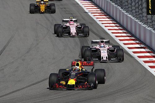 Force India siap bersaing dengan Red Bull di GP Spanyol