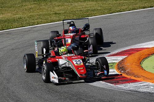 F3: Günther nyert, Mick Schumi csak 11.
