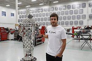 Alonso bersiap hadapi tes Indianapolis 500 pertama