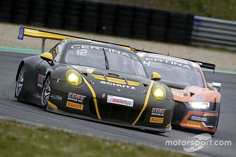 Audi und Porsche sind vorn beim GT-Masters-Auftakt in Oschersleben