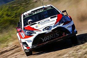 Polonia, PS4: Latvala e Toyota provano la fuga. Lappi K.O.