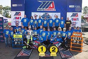 Un Toni Elías ya campeón sigue ganando en MotoAmerica