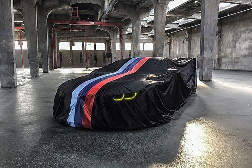 BMW presentó el M8 con el que correrá en Le Mans