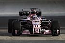 Formule 1 Encore des évolutions chez Force India pour Sepang