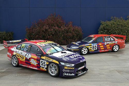 Машины серии Supercars перекрасят «под ретро» на одну гонку. Зачем?