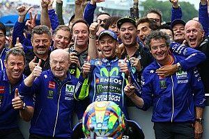 【MotoGP】久々優勝のロッシ「アッセンは特別な場所。勝てて嬉しい」