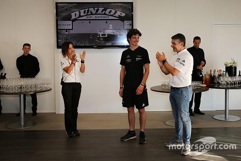 La Carrera Cup Italia brinda al successo Porsche a Le Mans