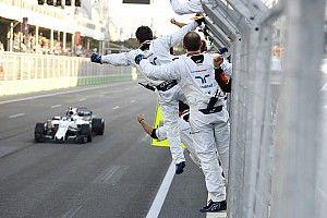 """【F1】初表彰台のストロール「批判はただの""""雑音""""。気にしたことない」"""