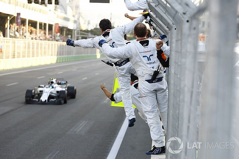 "Stroll says criticism ""just noise"" to him after podium finish"