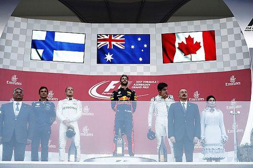 Azerbaijan Grand Prix: The anomaly event F1 needs?