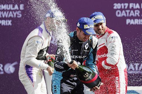 巴黎ePrix:布耶米完胜,竞争对手退赛收场