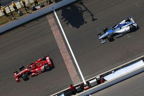 Kijktip van de dag: Franchitti's derde op Indianapolis