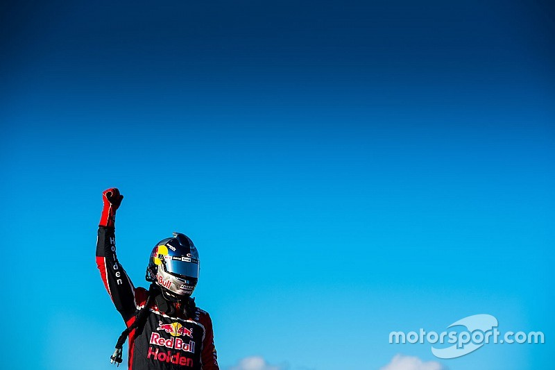 Van Gisbergen surprised by Supercars title contention