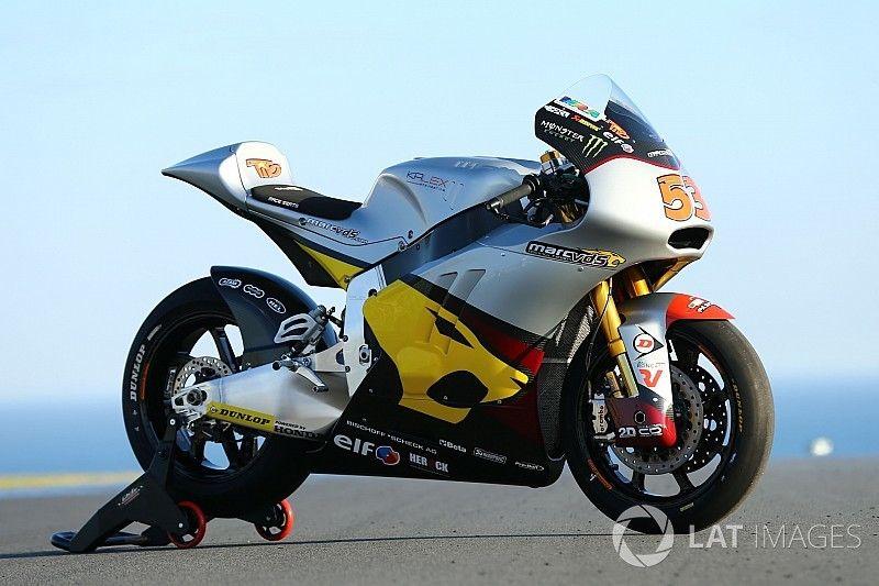 Roban la moto con la que Tito Rabat ganó el Mundial de Moto2