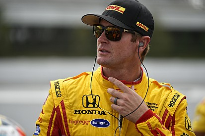 Vídeo: Hunter-Reay corre en IndyCar tras sufrir un accidente de 139G