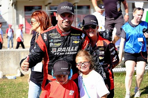 Getting to know NASCAR Pinty's Series driver Marc-Antoine Camirand