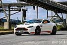 Auto Essai de l'anthologique Aston Martin V12 Vantage S BVM7