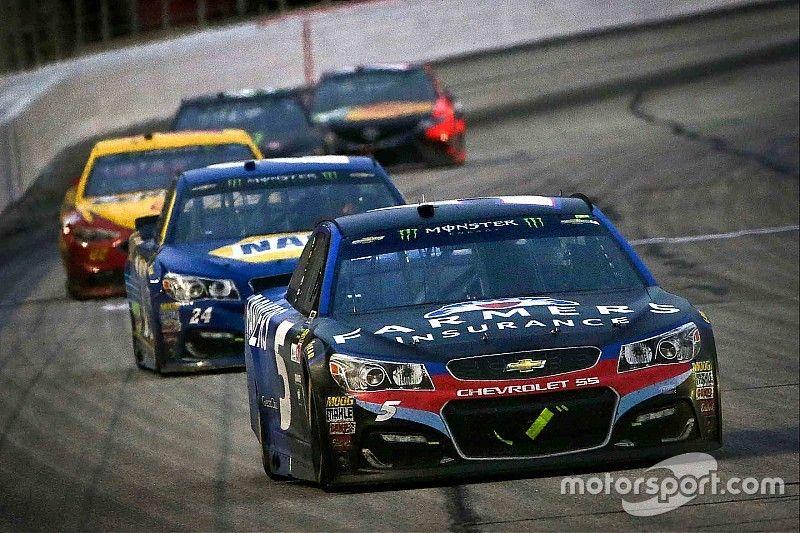 Kasey Kahne leaves Atlanta as the top-finishing Hendrick driver