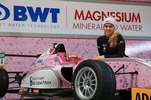 2. Formel-4-Saison: Sophia Flörsch startet 2017 für Mücke