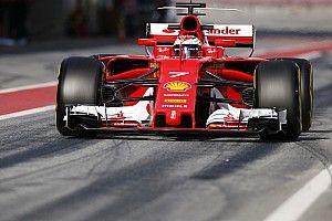 Szemből a 2017-es F1-es gépek: erősek!