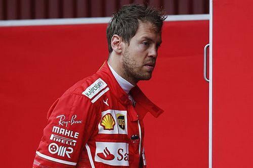 Vettel: Ferrari de Alonso era menos competitiva que de 2016