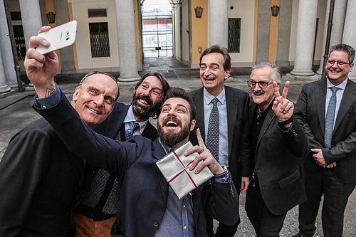A Stefano Comini un premio speciale dal Sindaco di Lugano