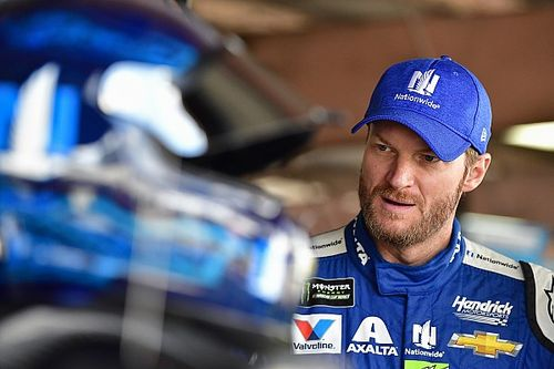 """Dale Jr. """"optimistic"""" after strong showing at Dover"""