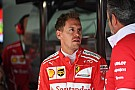 F1 Vettel defiende a su jefe y aún no da por perdido el título