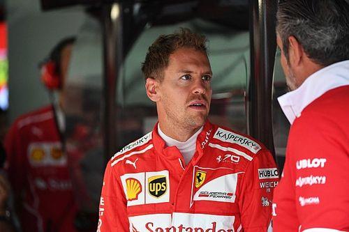 "Vettel: ""Ferrari subito veloce. Mercedes? Domani saranno forti"""