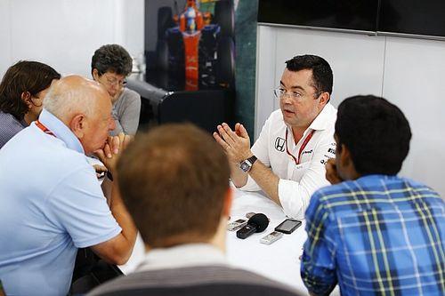"""Boullier: """"E' colpa della FIA se è nato un caso Budkowski"""""""