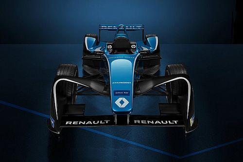Megmutatta a Renault e.dams legújabb Formula E-festését