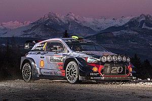Hyundai withdraws Paddon from Rally Monte Carlo