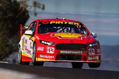 Bathurst 1000: McLaughlin takes historic pole position