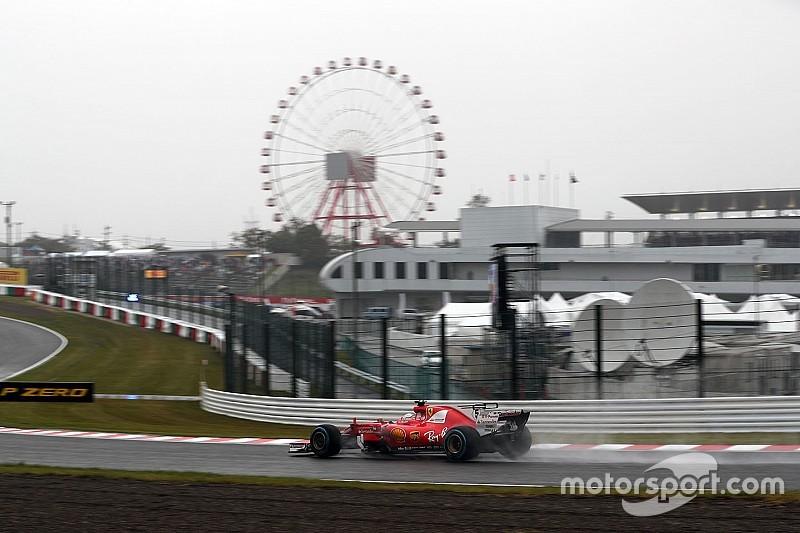 Какая погода ожидается на Гран При Японии