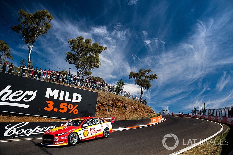 McLaughlin reflects on 'once in a lifetime' Bathurst lap
