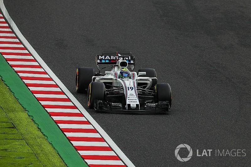 "Felipe Massa está ""feliz"" de arrancar noveno en Suzuka"
