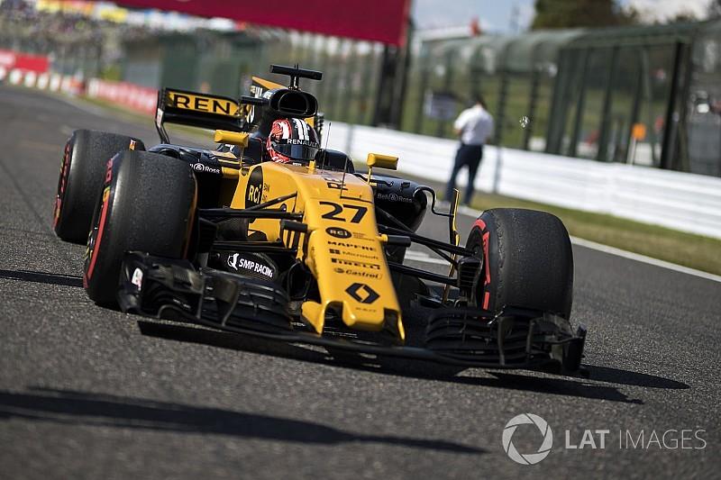 La fiabilidad de Renault es un tema que preocupa a Hulkenberg