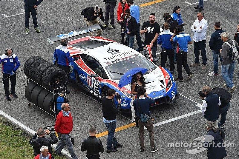 Frassineti, Monti e Rizzoli: ecco il tridente Ombra Racing per il 2018