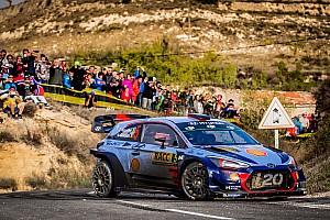 WRC Nieuws Neuville geeft toe: