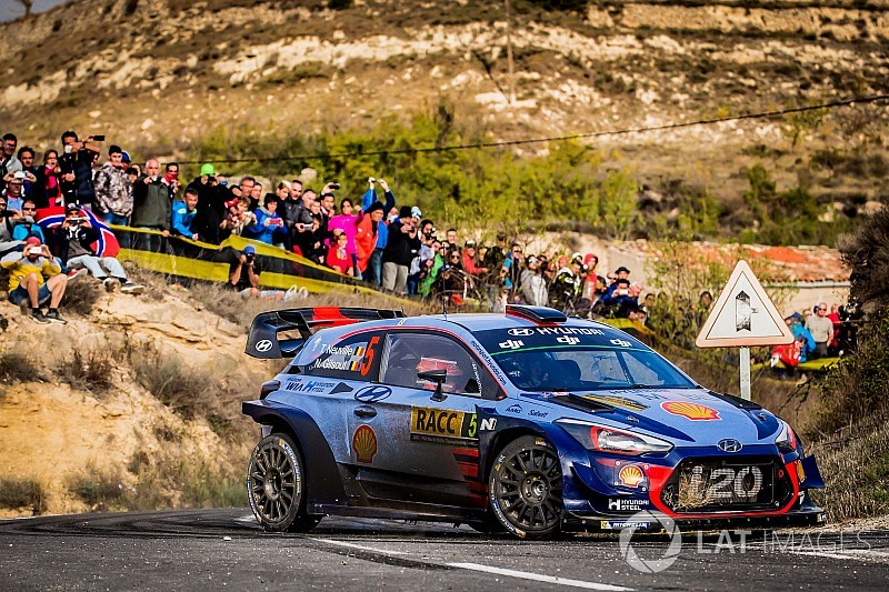 "Neuville concedes title hopes ""finished"""