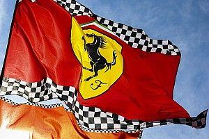 Ferrari отпраздновала победу в кибергонке как настоящую