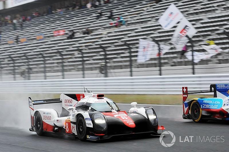 """Buemi boos en geloofde in pole: """"Porsche reed in de weg"""""""