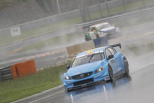 China WTCC: Race 2 abandoned due to rainfall