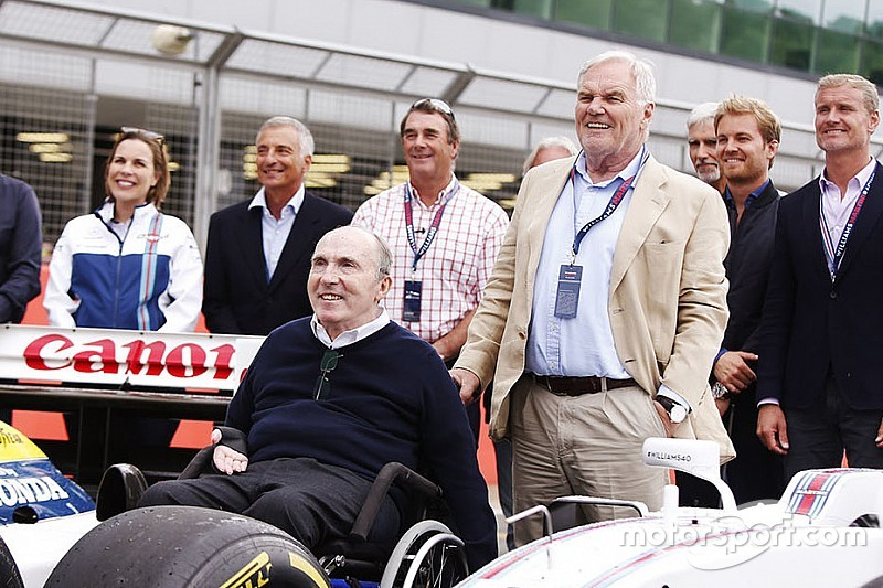 Interview Patrick Head: Over de periode na het ongeval van Frank Williams
