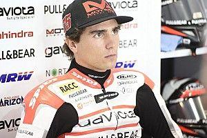 Dislokasi bahu, Arenas absen di Moto3 Catalunya